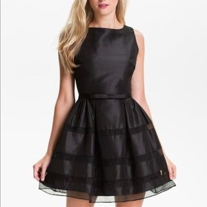 Fun Black Cocktail Dress